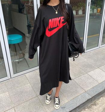 Niking long dress 304