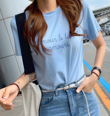 Fall in Love T-shirt