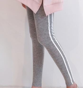 Double line soft leggings