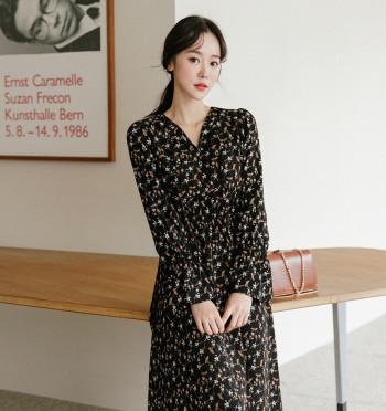 Xiaoni Long Dress 45599