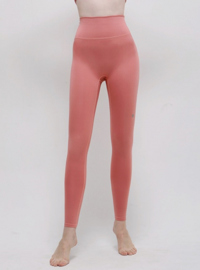 Neutral Leggings - Lid Pink