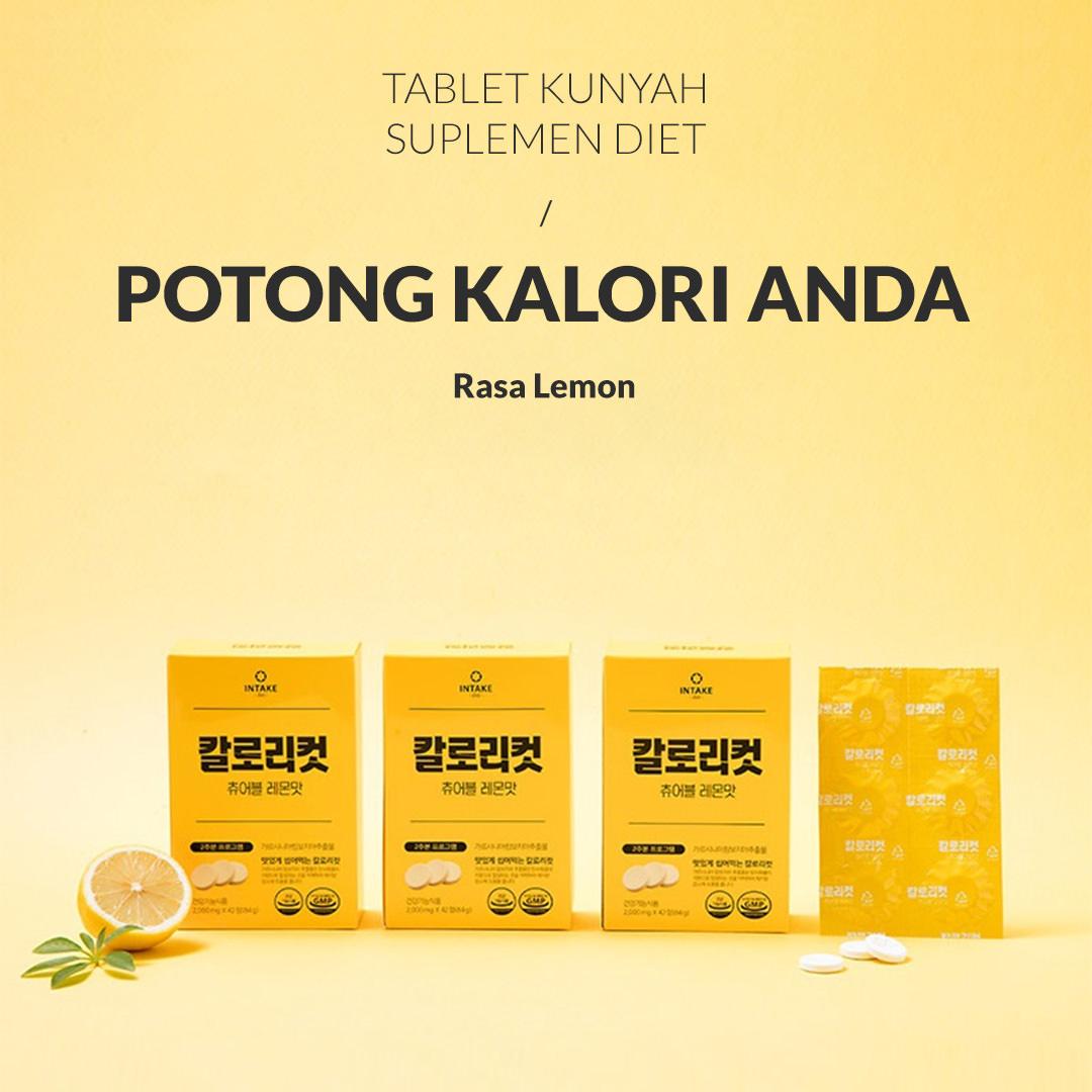 Calorie Cut Chewable Lemon Flavor (2 weeks)