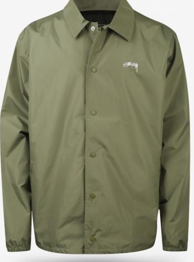 19FW Cruize Coach Jacket (115431-Olive)