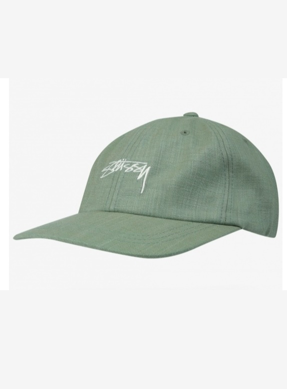 19 Suiting Low Pro Cap (!31884-Green)