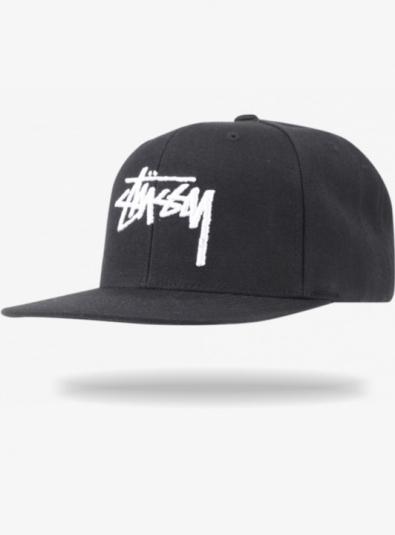19FW Stock Cap (131908-Black)
