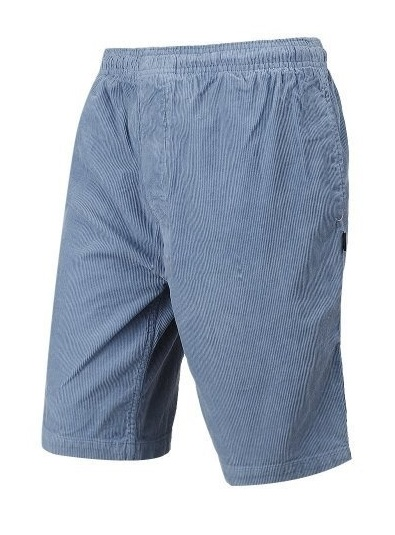 Bleach Out Cord Short (112206-Blue)