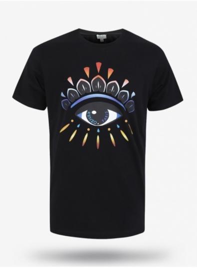 19FW Gradient Eye T-shirt (F96 5TS057 4YF 99)