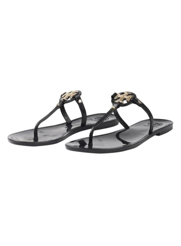 19NEW Mini Miller Flat Thong Sandal (51148678-001)