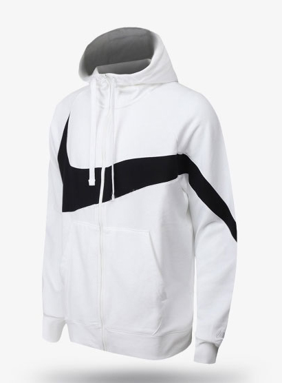 19FW NSW Statement HBR French Terry Full-zip Hoodie (AR3084-100)