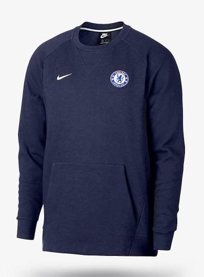 NSW Chelsea FC Optic Crew T-shirt (919558-4510)