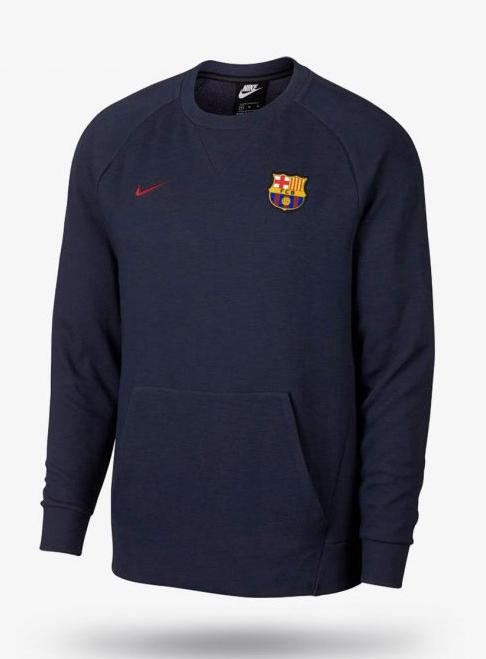 NSW FC Barcelona Optic Crew T-shirt (919555-451)