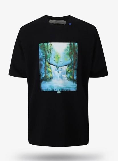 19FW Waterfall Overfit T-shirt
