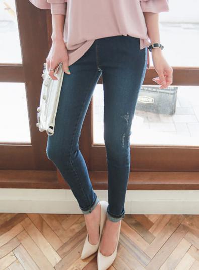 Aufum straight pants