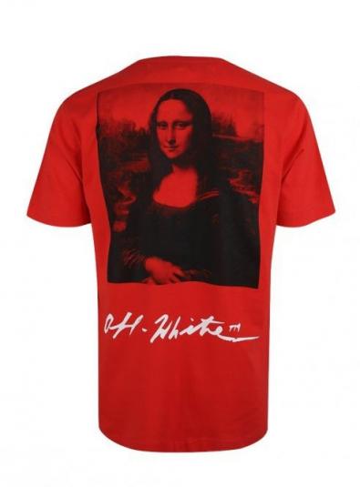 19 Mona Lisa T-shirt (2010)_(Red_CNY)
