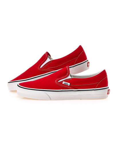 CLASSIC SLIP-ON, RACING RED_(Red_CNY)