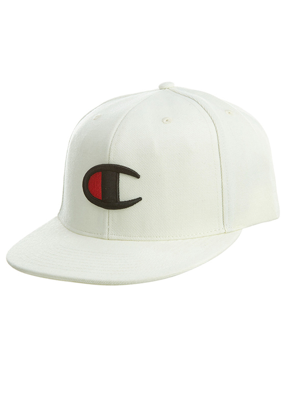 Champion BIG C SNAPBACK-WHT