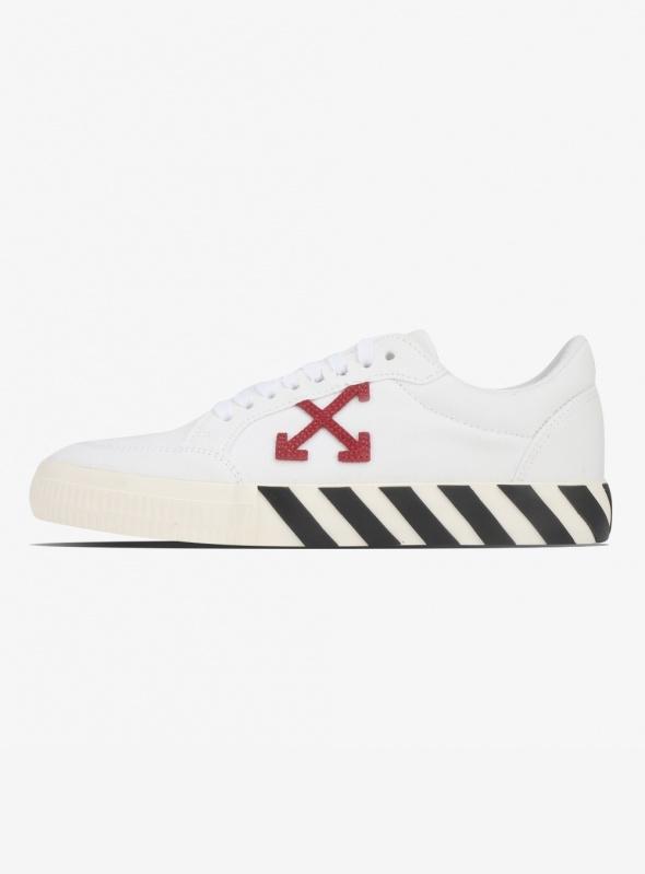 20SS Diagonal Bulksize Sneakers (0129)-white