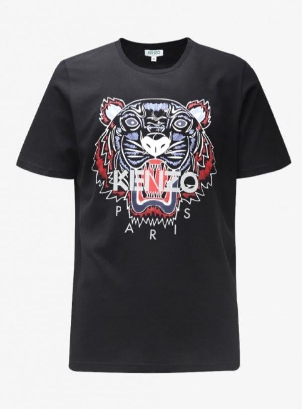 20SS Classic Tiger T-shirt (FA5 5TS050 4YA 99)