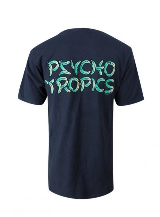 Psycho Tropics Tee (1904232-INK)