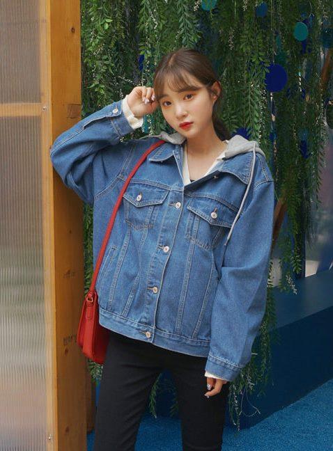 Jewel Food Blue Jacket