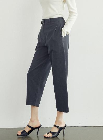 Semi-wide Chino Pants