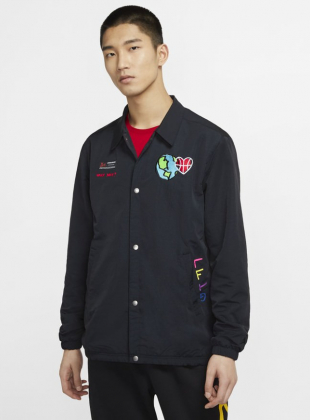 RW X Jordan Why Not Jacket / Black (CW4268-011)
