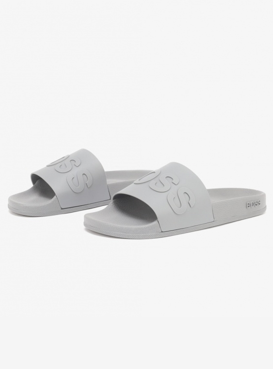 HUGO BOSS 20SS Bay Slide Rblg (50425152-030)