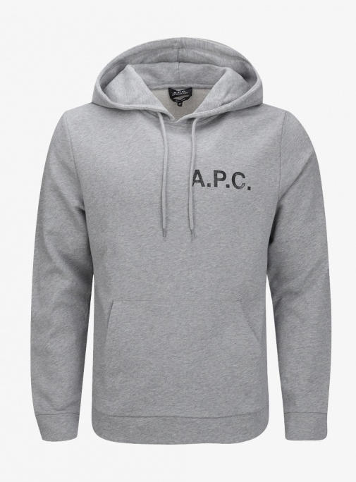 20SS A.P.C Stamp Hoodie (COECQ H27582)