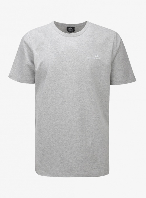 20SS A.P.C Item T-shirt GRAY (COEAW H26904)