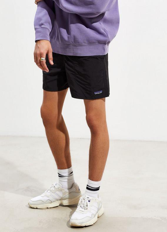 PATAGONIAMen's Baggies 5-Inch Shorts - BLACK