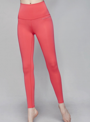 Relaxation Part 9 Leggings DEVI-B0036-Deep pink