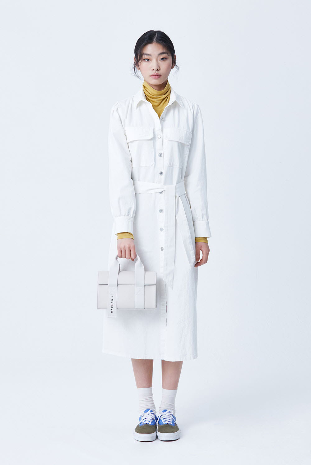 LUDY BAG - CREAM WHITE