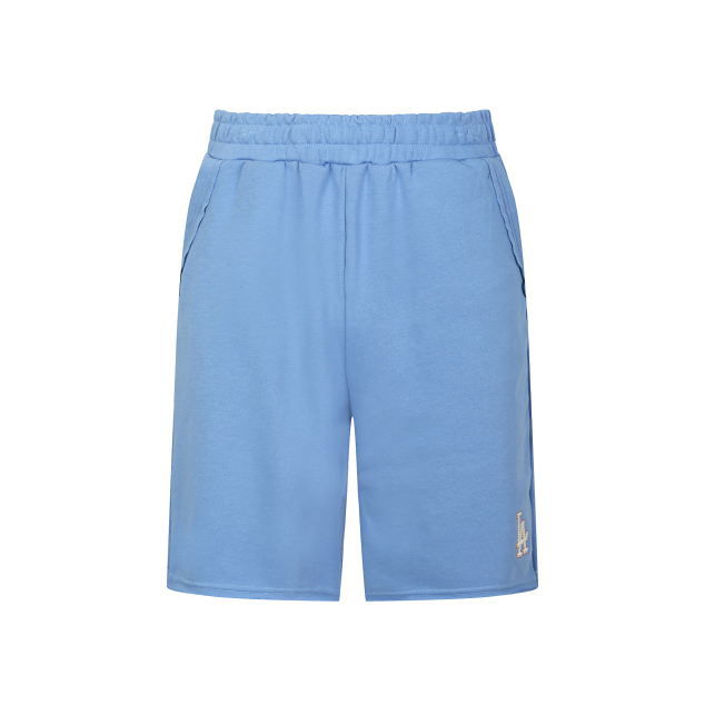Pocket Lettering Short Pants LA Dodgers Blue (31SP08031-07S)