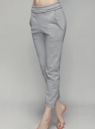 Etitude Sweatpants  DEVI-B0033- gray