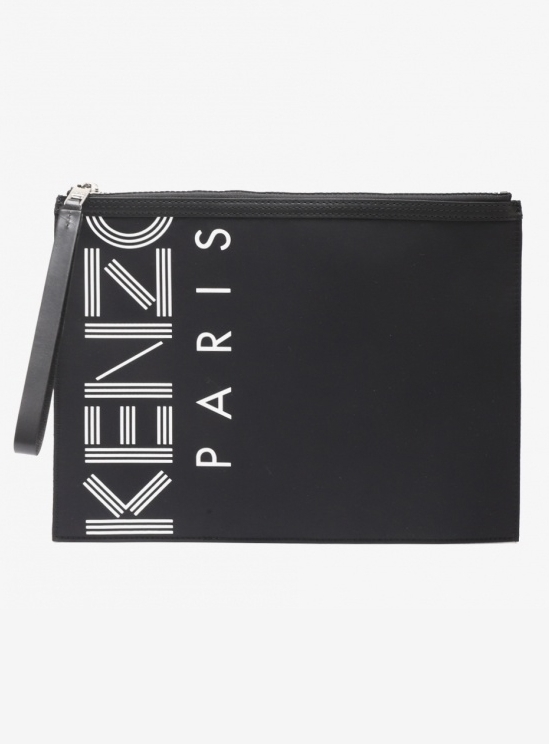 20SS LETTERING LARGE POUCH (FA5 5PM202 F24 99)
