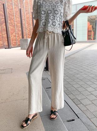 Lucy Linen Pants