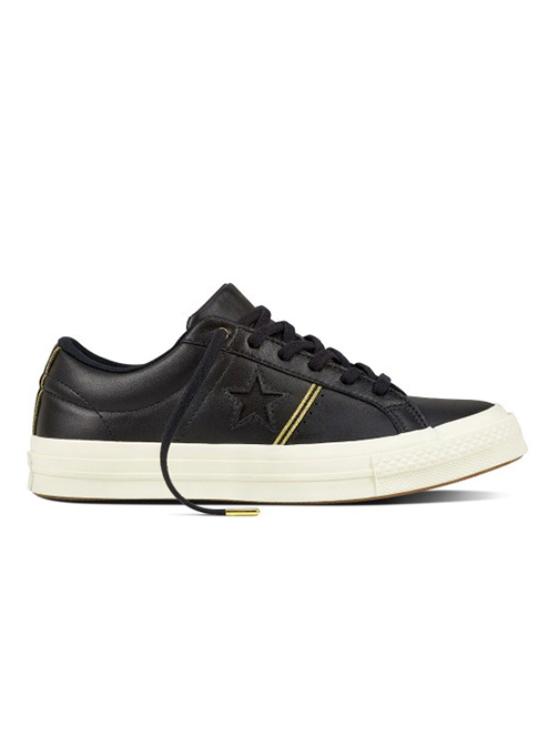 converse one star leather OX low (159701C)