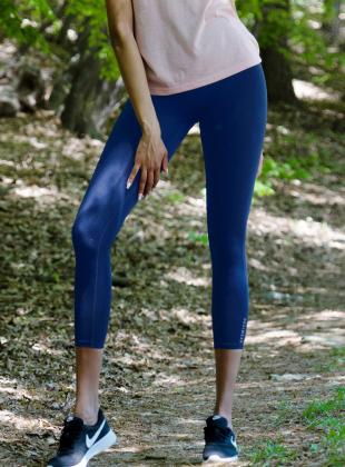 Neutral 8 leggings DEVI-B0038- Blue