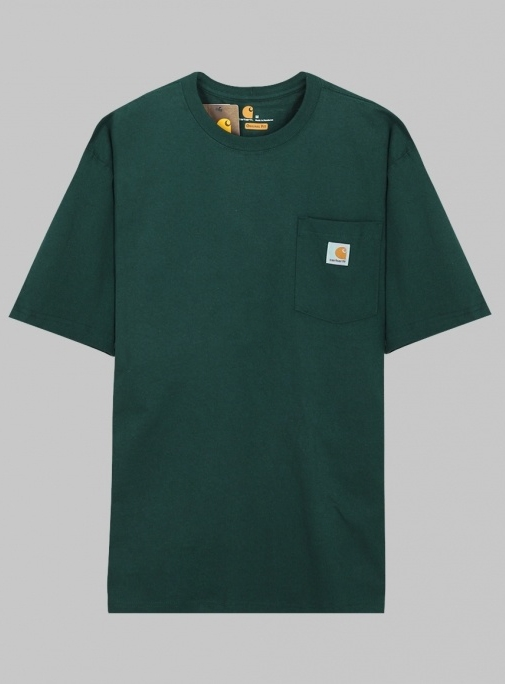 WORKWEAR POCKET SHORTSLEEVE T-SHIRT (K87-HTG)