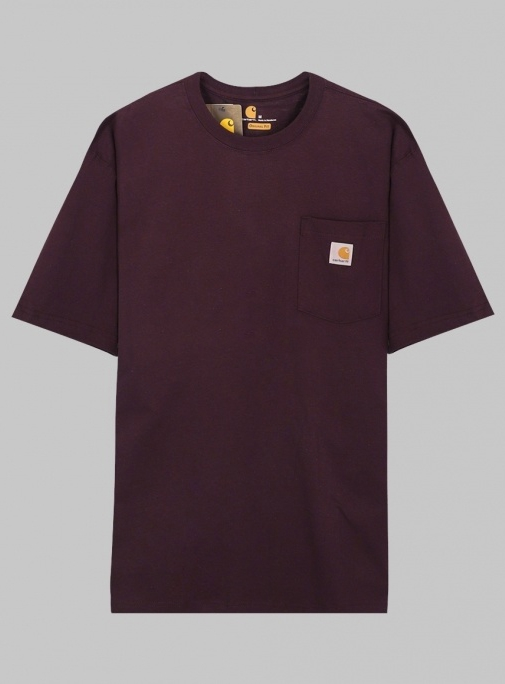 WORKWEAR POCKET SHORTSLEEVE T-SHIRT (K87-PRT)