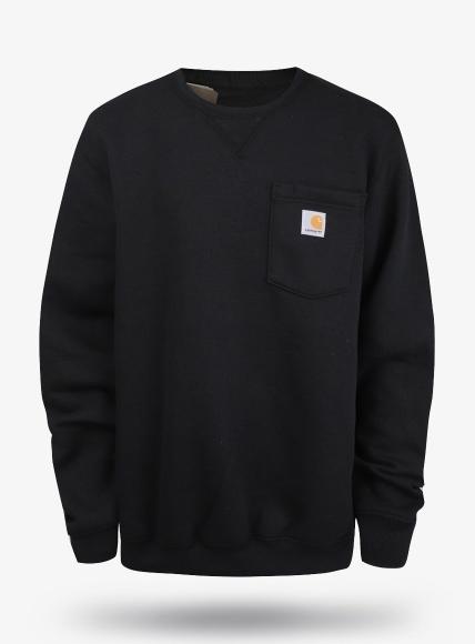Crewneck Pocket Sweatshirt (103852-001)
