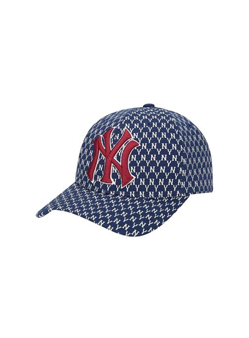 Monogram curve Cap New York Yankees (32CPFB011-50N)