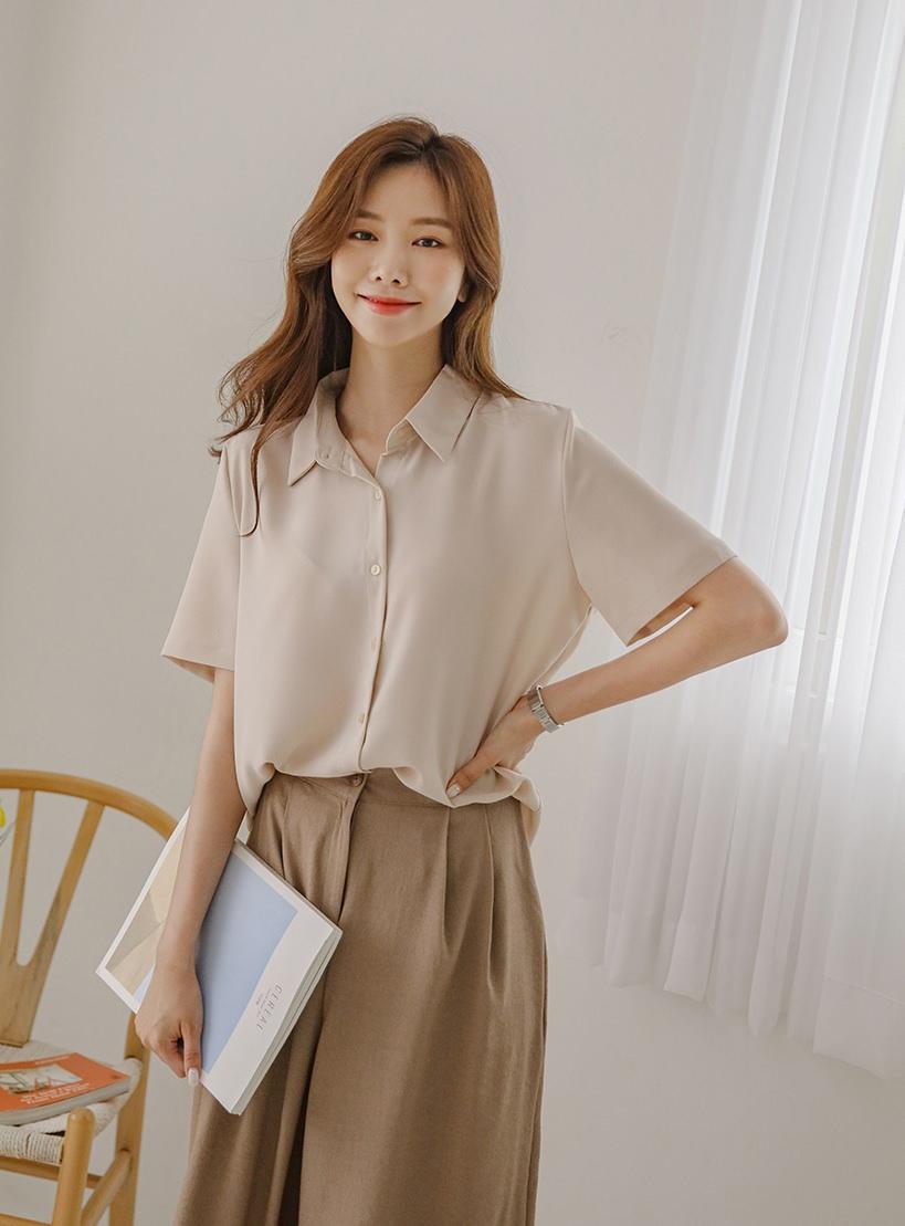 Wrinkle Zero Wrinkle Free Short Sleeve Shirt