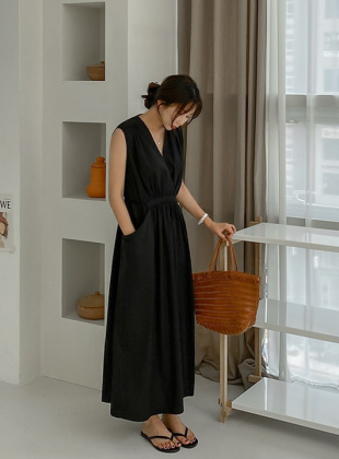 Maxi String Nasilong Dress