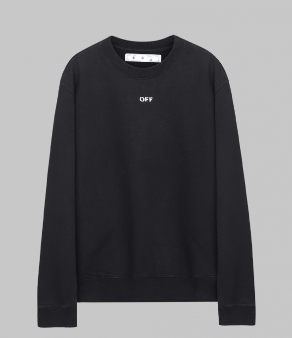 Stencil slimfit Sweatshirt (OMBA025E20FLE0031001)