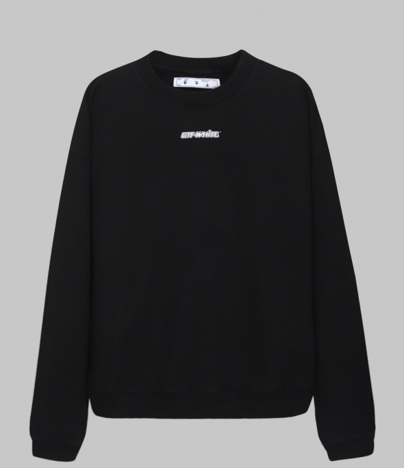 marker overfit Sweatshirt (OMBA035E20FLE0021025)