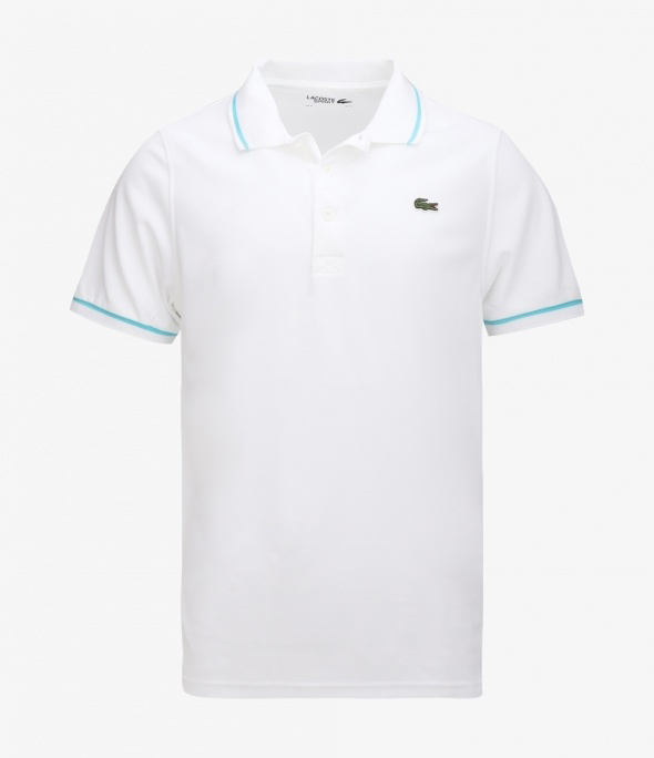 SPORT Piped Technical Pique Polo Shirt (DH9630-YLL)