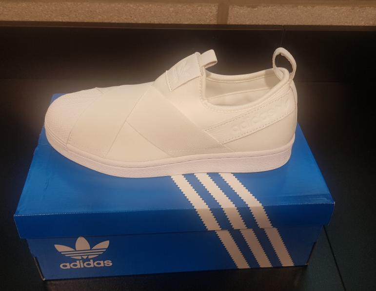 Adidas Originals Women's Superstar Slip-on