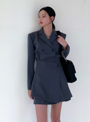 Pipe Jacket One Piece