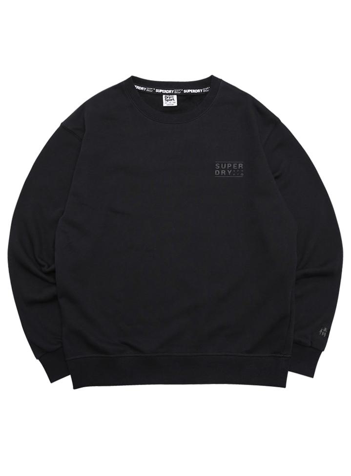 Core Sport Crew Sweatshirt - women (black)